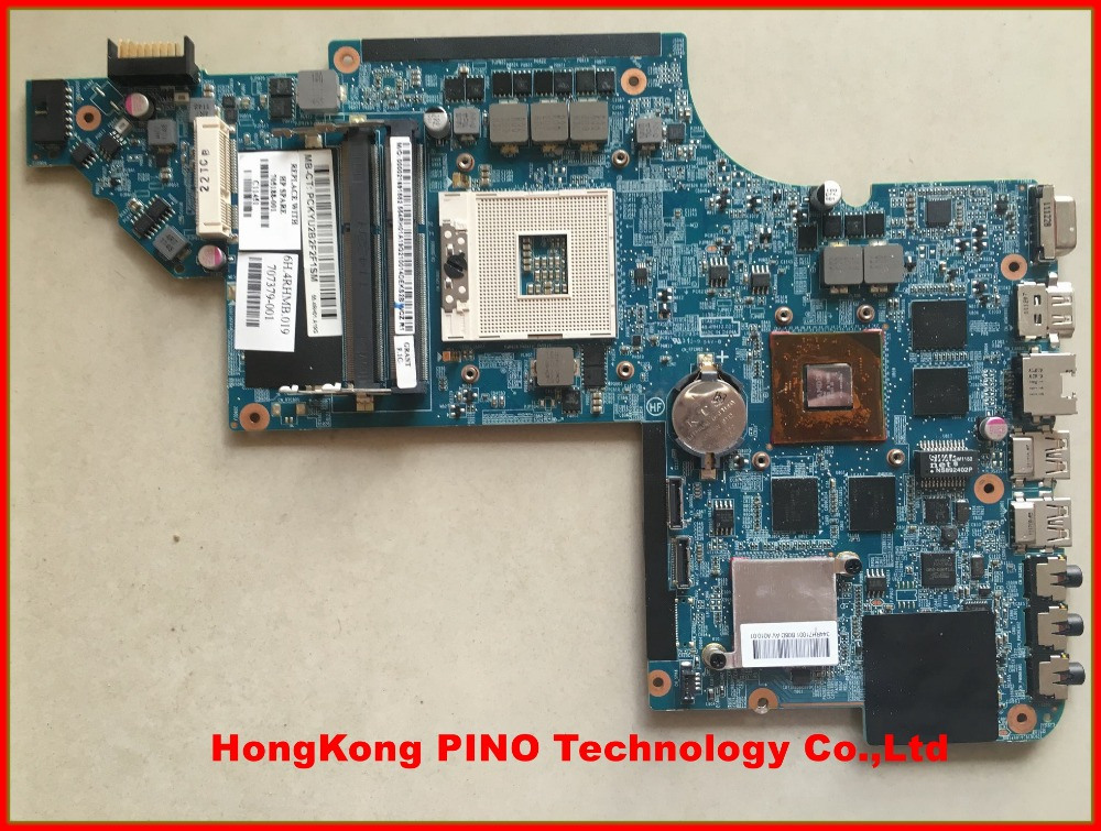705188-001 for hp pavilion DV6 DV6-6000 laptop motherboard main board 2GB fully tested working 665342-001