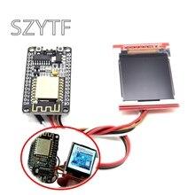 ESP8266 Development Kit с экраном дисплея TFT показать изображение или слово по Nodemcu доска DIY Kit CH340 NodeMcu V3 Lua wifi