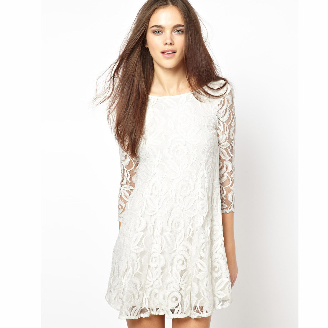Dress Formal for women with sleeves pictures, Campus: on Looks Paige University
