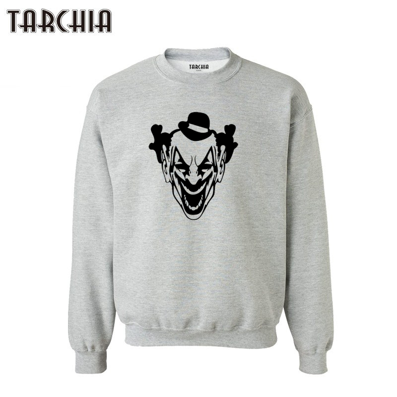 TARCHIA sprots survetement homme marque sweatshirt 2019 new fashion brand hoodies parental personalized clown man coat casual
