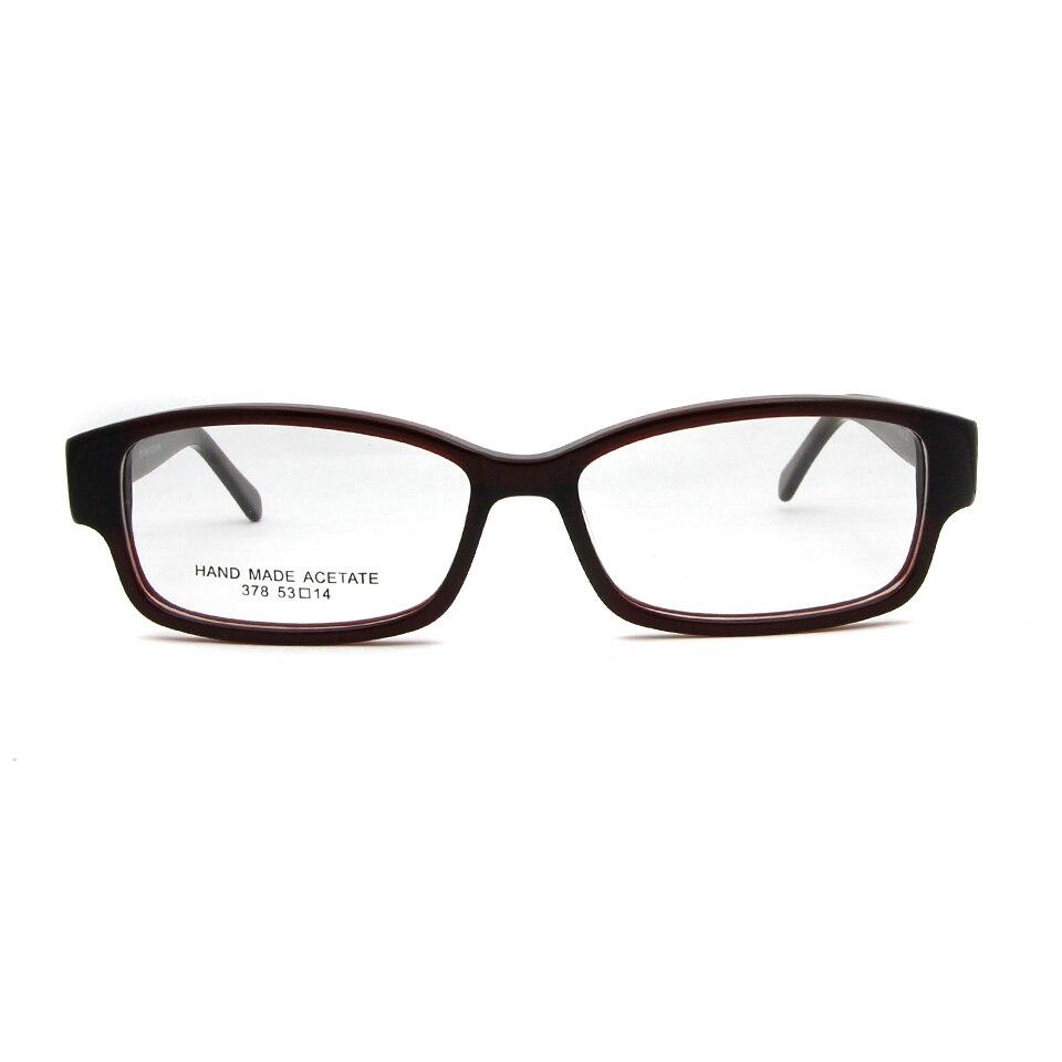 8558773ab9c0 Acetate Optical Frame Spectacle Women Square Luxury Eyewear Brands Designer  Rhinestone Eyeglass Frames Spring Hinge Women Glass-in Eyewear Frames from  ...