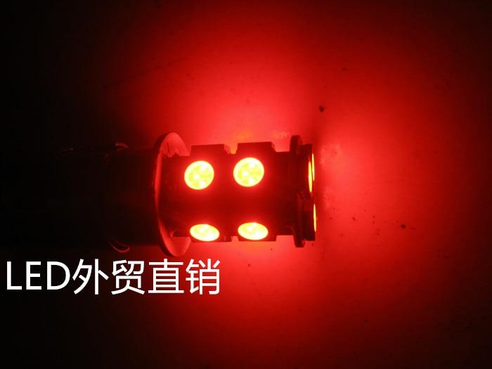 Купить с кэшбэком Machine alarm signal indicating bulb DC, AC12V24V30V3WLED13 double contact, B15 bayonet bulb