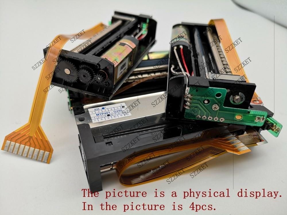 Brand new original thermal print head MTP401 G280 E thermal printer core MTP401 G280 mini thermal