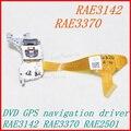 Nueva matsushia rae3142 dvd rae3370 laser rae2501 lector óptico de la lente para toyota b9010 b9004 vw mercedes de navegación del coche dvd de audio