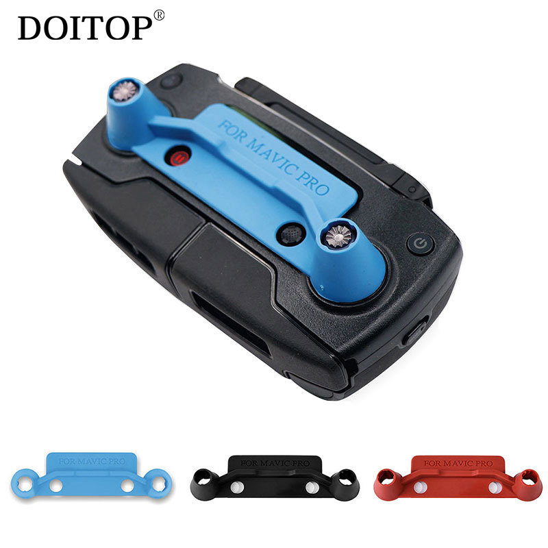 DOITOP Protection Screen Thumb Stick Guard Protector For DJI MAVIC PRO Remote Control Transmitter Transport Clip For Mavic Pro