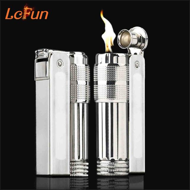 Genuine IMCO 6700 Lighter Stainless Steel Lighter Original Oil Gasoline Cigarette Lighter Cigar Fire Creative Petrol Lighters