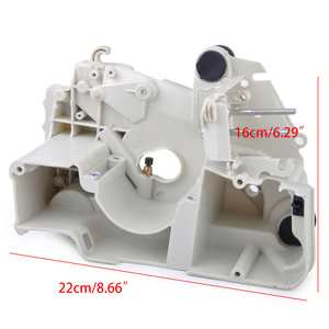 Image 2 - LETAOSK New Crankcase Oil Fuel Gas Tank Engine Housing Assembly Cover Fit For Stihl 017 018 MS170 MS180 Chainsaw Replaces Parts