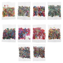 10 Styles Polymer Clay Toy DIY Slime Accessories Decor Jelly Mud Hand Gum-m35(China)