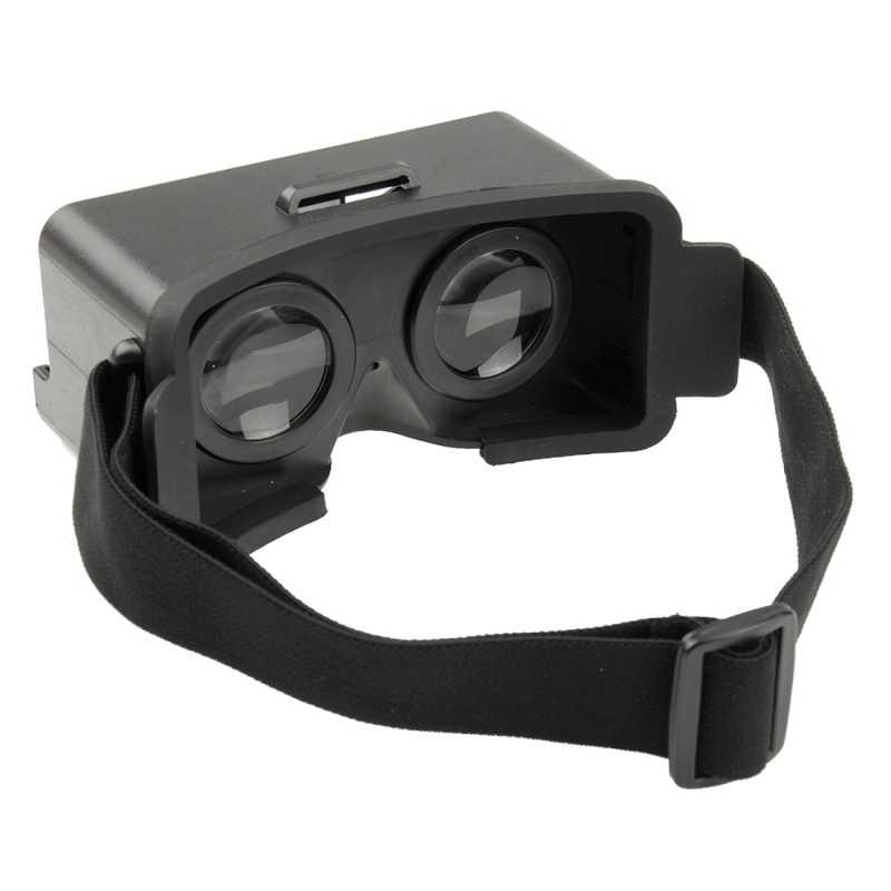... Новый DIY Google Cardboard виртуальной реальности VR мобильного телефона  3D очки по неофициальный картона 3D Фильмы ... c2531dc9e3a