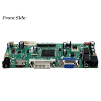 1PC HDMI DVI VGA Audio LCD Controller Board PC Module Kit For 1366x768 B156XW02 Board Module Wholesale