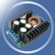 DIY Electric Unit High quality C-D C CC CV Buck Converter Step-down Power Module 7-32V to 0.8-28V 12A 300W XL4016