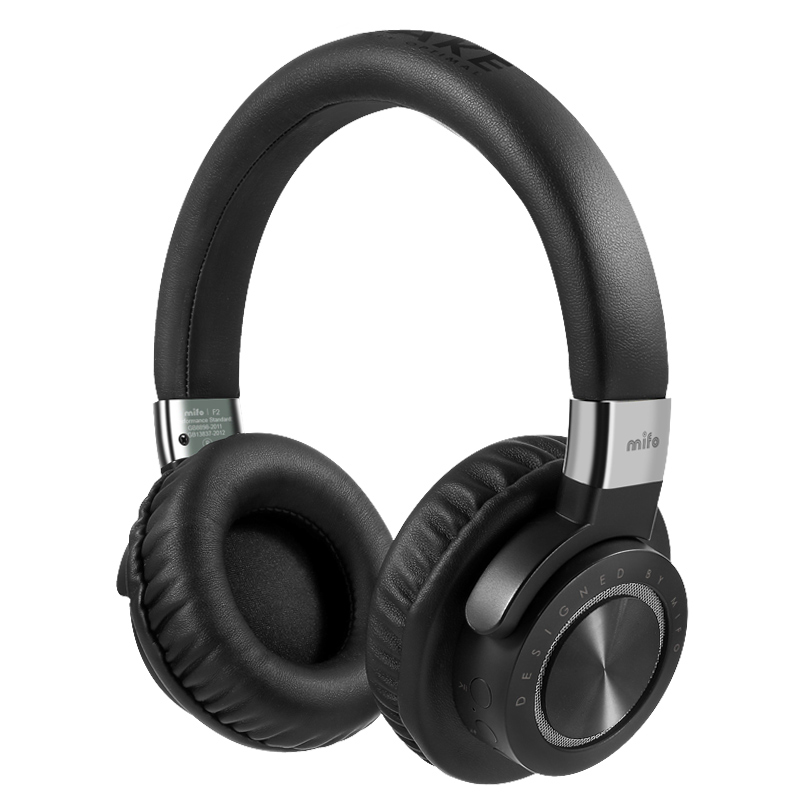 Mifo F2 Sans Fil Bluetooth Casque 1050 mah Stéréo Basse Casque Bluetooth 4.1 Casque Avec Micro pour iphone xiaomi Ordinateur
