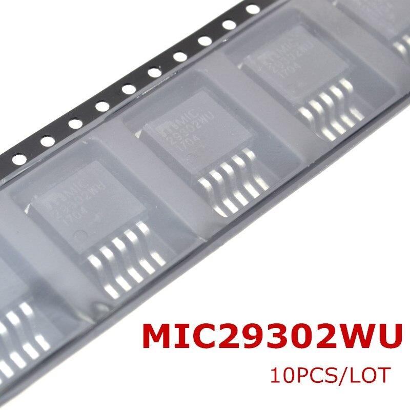 Free Shippin 10pcs/lot MIC29302WU MIC29302 SOT263-5 Regulators New Original