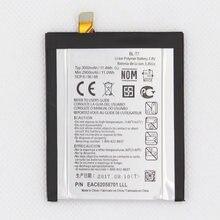 ISUNOO 2pcs/lot 3000mah Mobile Phone Battery BL T7 For LG G2 LS980 VS980 D800 D801 D802 Replacement Batteries