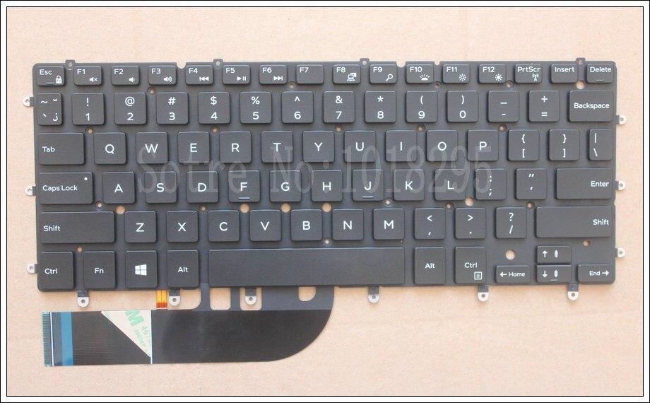 NEW for DELL XPS 14 L421x 15 L521x Keyboard Teclado Backlit Latin Spanish Black