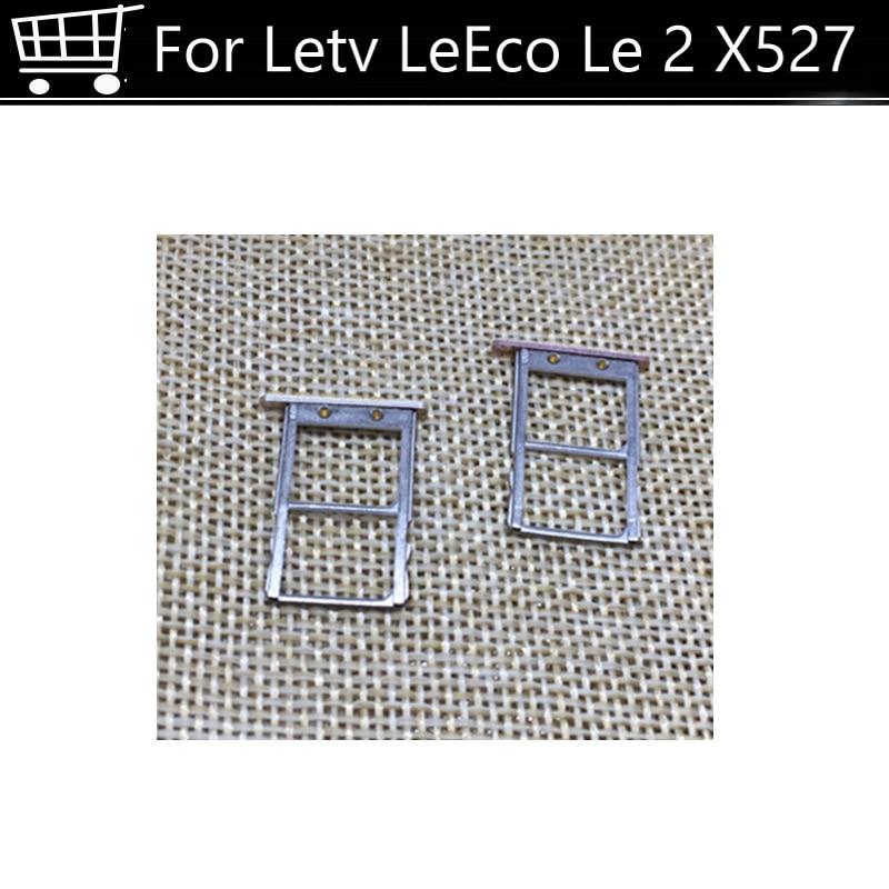 Sim Karte Schlitten Kartenhalter Für Letv LeEco Le 2X527 Handy 5,5 ''Qualcomm Snapdragon 652 SIM karte