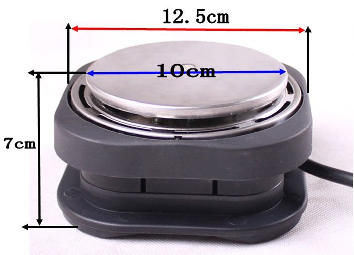 Electric Travel Cooker Hot Plate Mini Free Shipping Portable Stove In Plates From Home