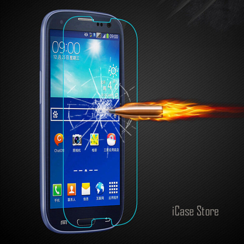 9H Tempered Glass Screen Protector For Samsung Galaxy S3 S4 S5 Neo S6 A3 A310 A5 A510 2016 J1 J3 J5 J510 J7 J710 J2 Prime G532F