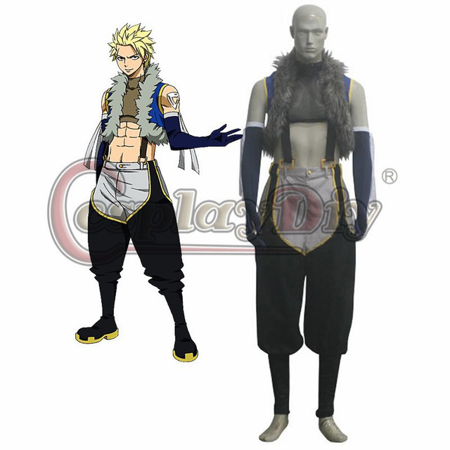 custom made fairy tail sting eucliffe cosplay costume for halloween costume carnival clothing d0725