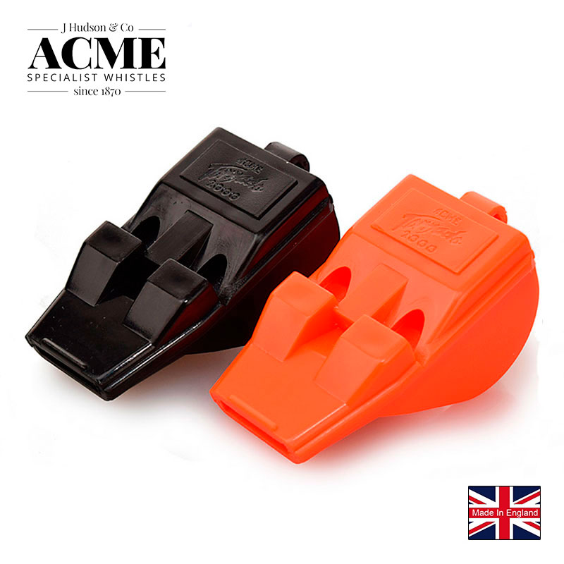 1 PCS ACME T2000 Football World Cup Match Dedicated Whistle 120 Decibels ABS Resin Referee Coach Sports Cheerleading Whistle