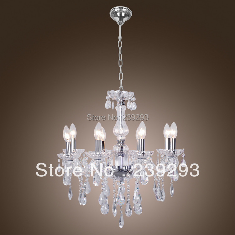 Crystal Chandelier Price: MAMEI Free Shipping D55CM Cheap Price Crystal Chandelier