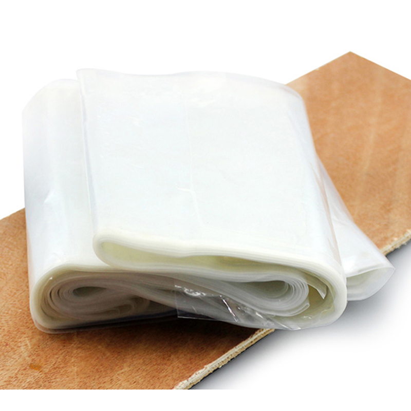 HARD IRON POF heat shrink bags Clear Membrane Plastic Cosmetic Packaging bag plastic shrinkable pouch material High transparency in Storage Bags from Home Garden