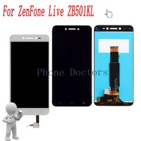 5 0 Inch Full LCD DIsplay Touch Screen Digitizer Assembly For Asus ZenFone Live ZB501KL X00FD