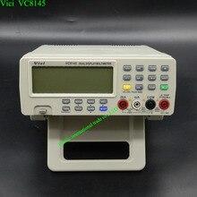 Цифровой Настольный Мультиметр Измеритель Температуры Тестер PC Аналоговый 80,000 отсчетов Аналоговой Гистограммы ж/23 сегментов DMM ВИЧ VC8145