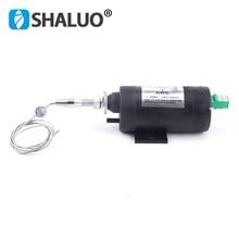 Открытый Тип двигателя Flameout устройство для запорного клапана XHQ-PTG по умолчанию 12v 24v опционально
