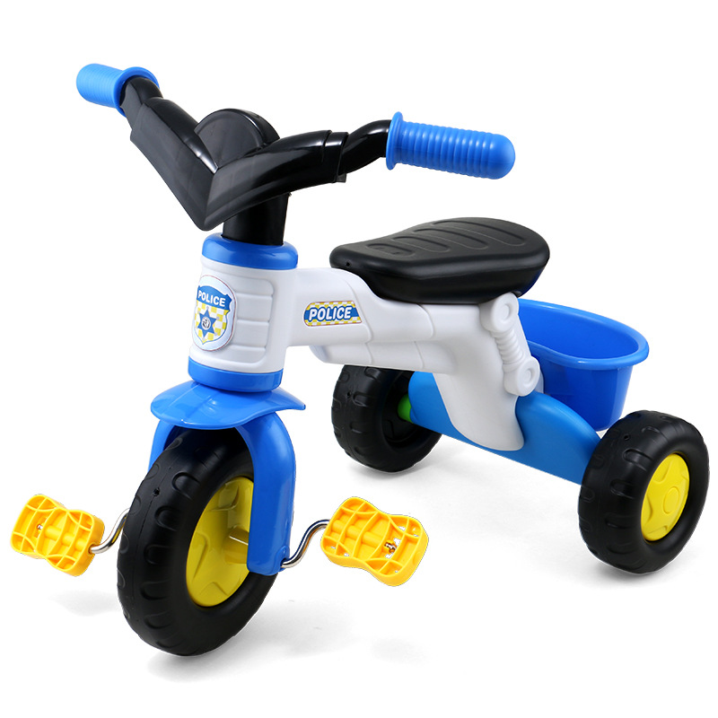 Tricycle bike male handcars 1 - 6 children bicycle