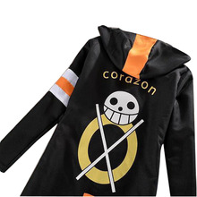 One Piece Cosplay Costume Trafalgar Law Cloak