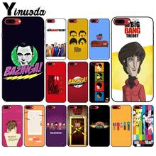 Yinuoda The Big Bang Theory Soft Silicone TPU Phone Cover for Apple iPhone 8 7 6 6S Plus X XS MAX 5 5S SE XR Cover(China)