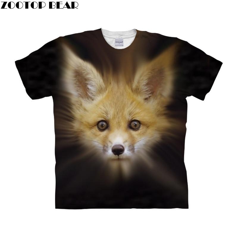 Lovely Dog t shirt 3d t-shirt Men Women tshirt Anime Tee Funny Top Camiseta Short Sleeve Clothing Hip Hop Drop Ship ZOOTOP BEAR