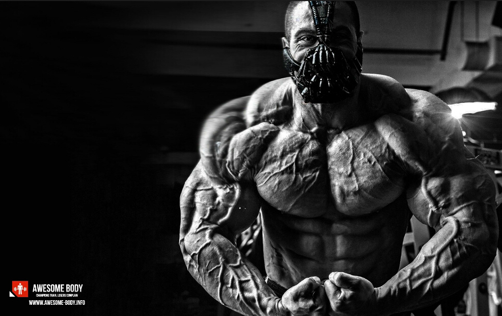 Body Fitness Bodybuilding Motivational Art Silk Fabric Poster 36