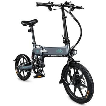 FIIDO D2 умный электрический велосипед складной велосипед электрический мопед педаль велосипед ЕС вилка 7.8Ah батарея/с двойными дисковыми торм... >> SE-Eletronic