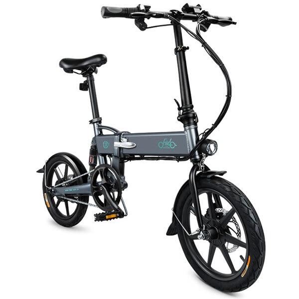 FIIDO D2 Smart vélo électrique pliant vélo électrique cyclomoteur pédale vélo EU PLUG 7.8Ah batterie/avec Double freins à disque pas de taxe