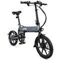 FIIDO D2 bicicleta eléctrica inteligente bicicleta plegable bicicleta eléctrica Pedal ciclomotor bicicleta Enchufe europeo batería de AH/con frenos de disco dobles NO hay impuestos