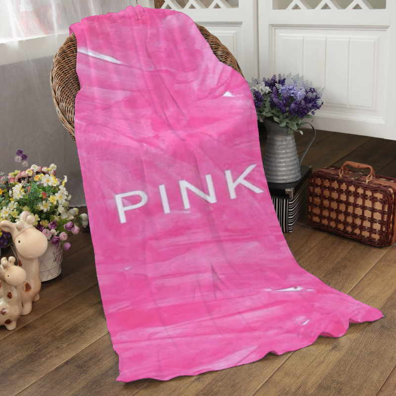 High quality victoria secret pink towels Cartoon style Bath Towel Frozen Beach Towel Dry ...