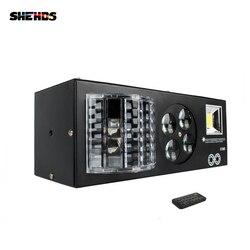 SHEHDS bezprzewodowy pilot zdalnego sterowania Laser LED Strobe DMX512 efekt sceniczny światła stroboskop na dyskotekę/DJ parkiet taneczny efekt oświetlenia w Oświetlenie sceniczne od Lampy i oświetlenie na