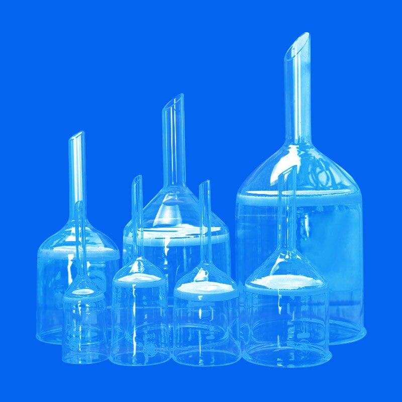 35/60/100/130/250/500/1000ml Sand Core Funnel For Lab Glassware Chemical Laboratory Bacteria Filtration Sand Core Funnel