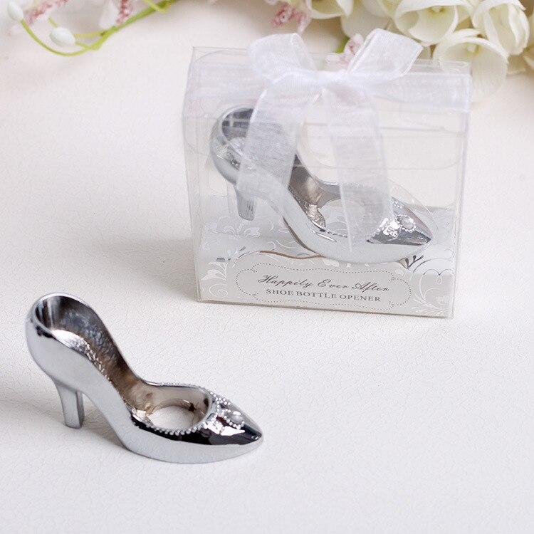 High-heeled Shoes Beer Bottle Opener Party Wedding Favor Kitchen Gadgets