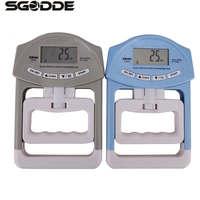 90kg 198Ib Digital LCD Dynamometer Hand Grip Power Measurement Strength Meter Mucle Developer For Body Building