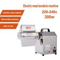 220-240V sainless stahl fleischklopfer lose fleisch maschine kommerzielle elektrische klette kiefer fleischklopfer maschine 1pc