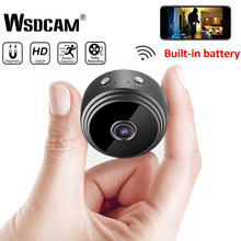 Mini Wifi Camera 1080P Hd Draadloze Ip P2P Camera Kleine Micro Cam Motion Detection Night Vision Home Monitor Security camcorders