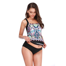2019 Sexy Maternity Swimsuit set  Plus Size print Pregnant Swimwear Suit Womens Two Piece Swimming Bathing Suits