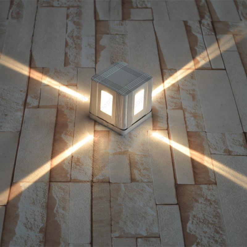 SOLLED 4W LED Wall Sconce Light Fixture Cross Starlight ... on Wall Sconce Lighting Decor id=47520