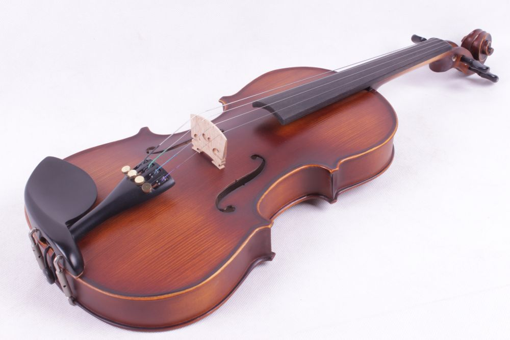 ONE red  4 string 4/4 Violin Electric Violin Acoustic Violin Maple wood Spruce wood Big jack    color one red 4 string 4 4 violin electric violin acoustic violin maple wood spruce wood big jack color