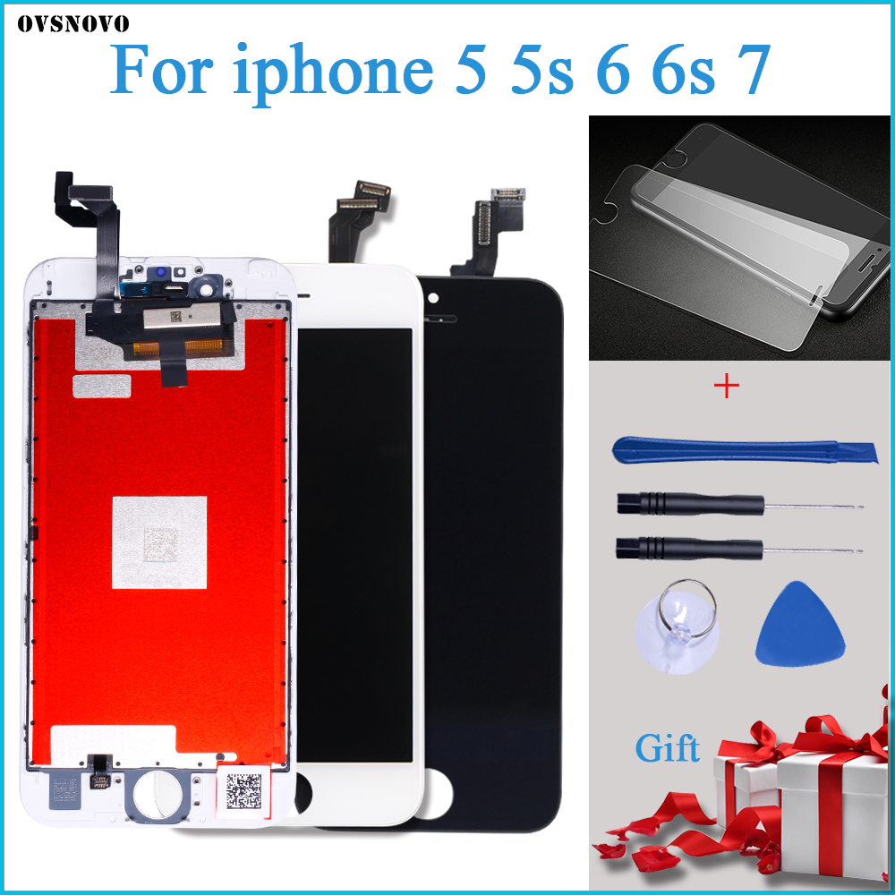3D Touch LCD Replacement for iPhone6 6s 7 5s Screen Replacement Digitizer Assembly for iPhone 6 lcd display No Dead Pixel +Gifts3D Touch LCD Replacement for iPhone6 6s 7 5s Screen Replacement Digitizer Assembly for iPhone 6 lcd display No Dead Pixel +Gifts