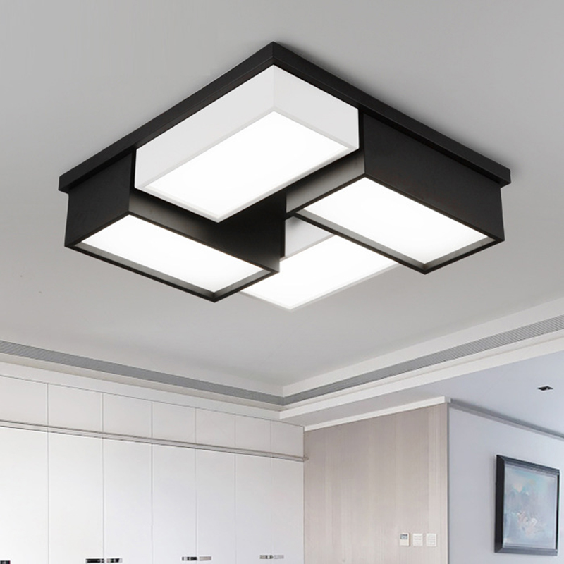 Ceiling Lights Design Luces Del Techo Luminarias Led Living Room Light Modern Fittings Bedroom Dining