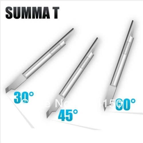 5 pcs/lot High Quality Summa T 45 Degree Blade Summa T Vinyl Cutter Plotter